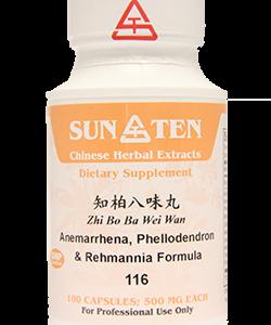 Anemarrhena,-Phellodendron-&-R