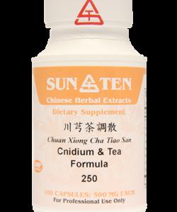Cnidium-&-Tea-Formula