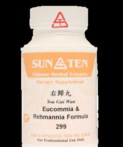 Eucommia-&-Rehmannia-Formula